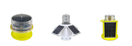 LED Solar Marine and Obstruction Lights >