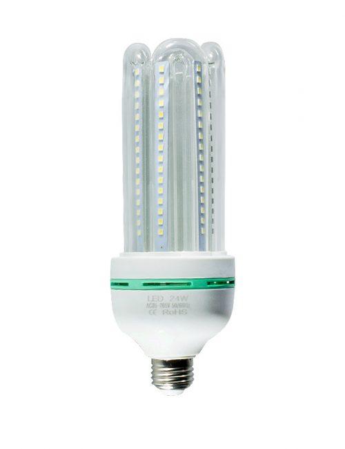 4U LED Bulb Light Philippines Daylight 24 Watts 24W Pin Warm Nature White