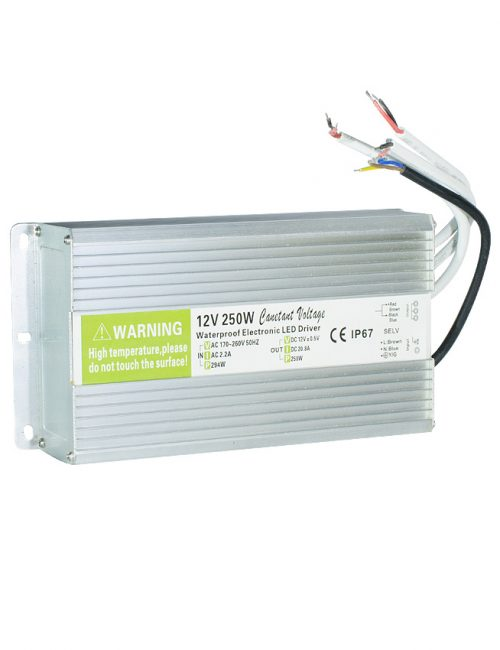 LED Power Supply 250W Outdoor