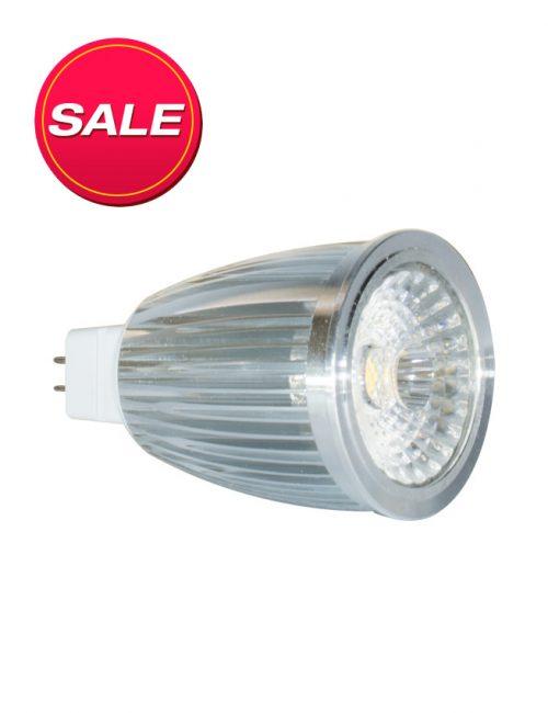 LED Spotlight Philippines COB MR16 7W 7 Watts Warm Nature White Daylight 220V 12V