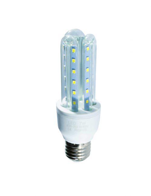 3U LED Bulb Light Philippines Daylight 7 Watts 7W Pin Warm Nature White