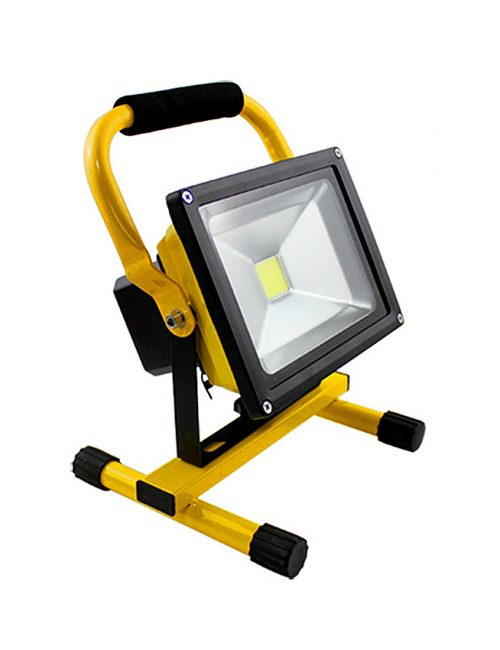 LED Industrial LED Flood Light Philippines 50W 50 Watts Rechargeable Daylight Lighting
