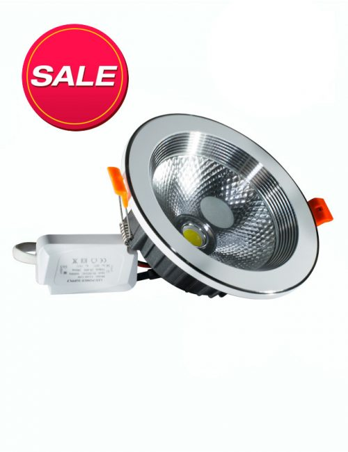 LED Downlights 12W 15W Nature White Daylight Warm White Ecoshift Corporation