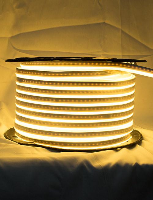 Neon Strip Light Warm White 100m Strip Light Striplight LED Lighting Philippines