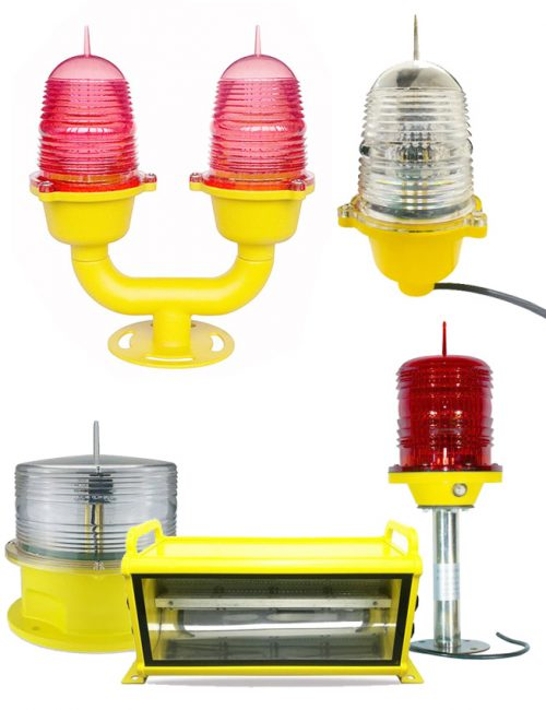 LED Aviation & Beacon Lights