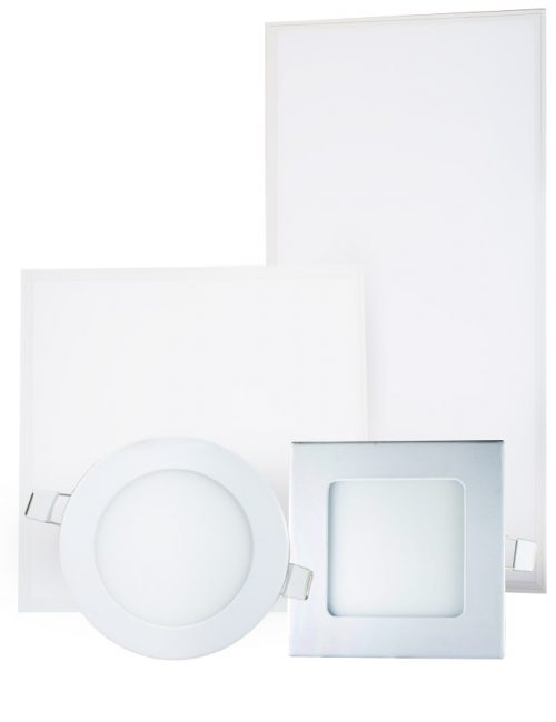 LED Ceiling & Panel Lights