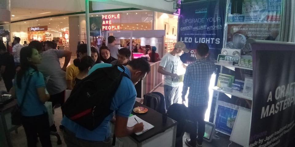 LED Lighting Exhibit