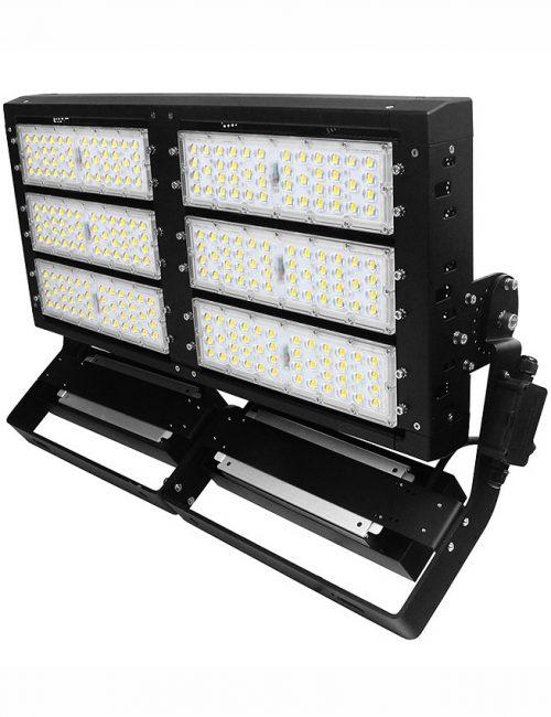 LED High Mast Flood Light 600 Watts SMD IP65 Philippines Aluminum Tempered Glass