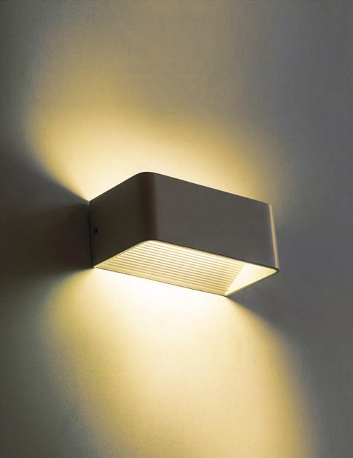 Premium LED Wall Lamp 2x5 Watts 5W Philippines Ecoshift Corporation Warm White