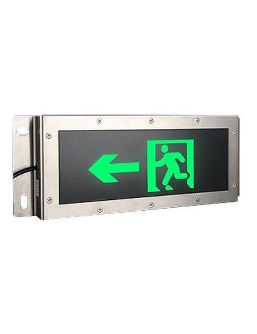 explosion-proof-led-Exit-Light-going-left-door
